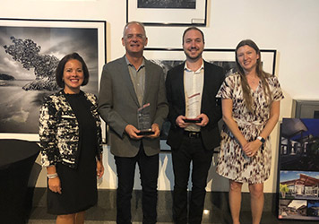 DCA takes home 2 AIA design awards at Annual Meeting