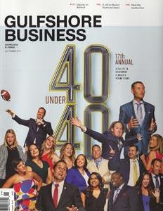 Gulfshore Business 2019 Cover